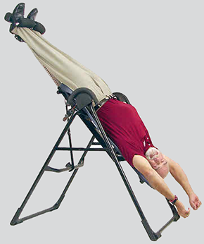 Teeter Hang Ups EP-950 Inversion Table Review   Inversion